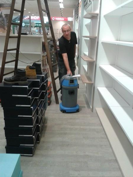 Strojové čistenie podláh Trnava