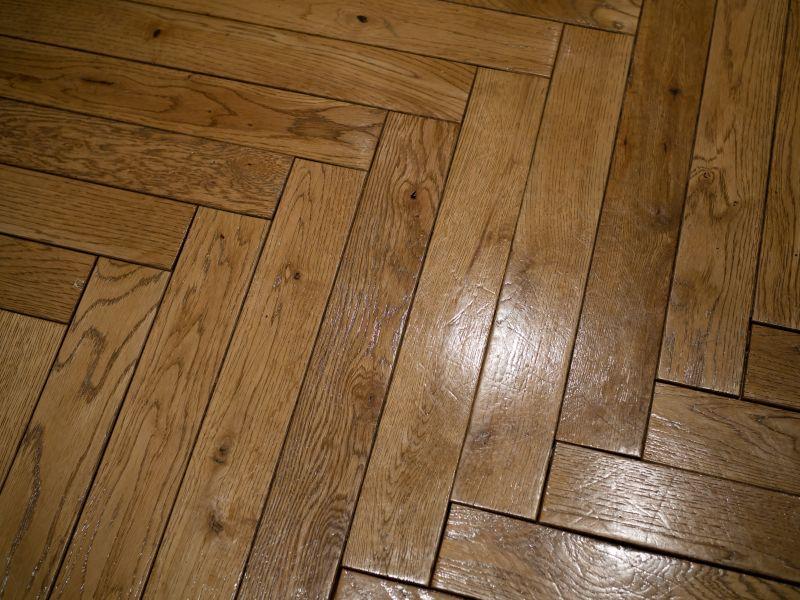Voskovanie podlah