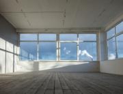 Trnava okna, výškové umývanie
